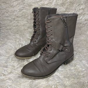 Boots Rampage Jonder Size 8 Brown Good Conditions
